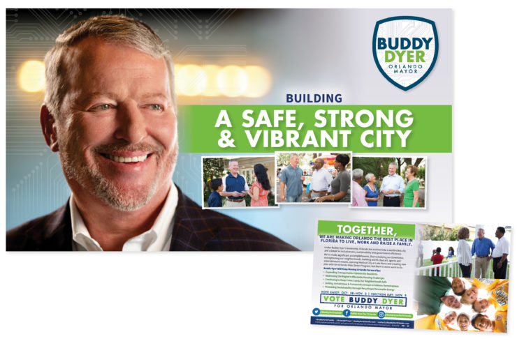 Buddy Dyer