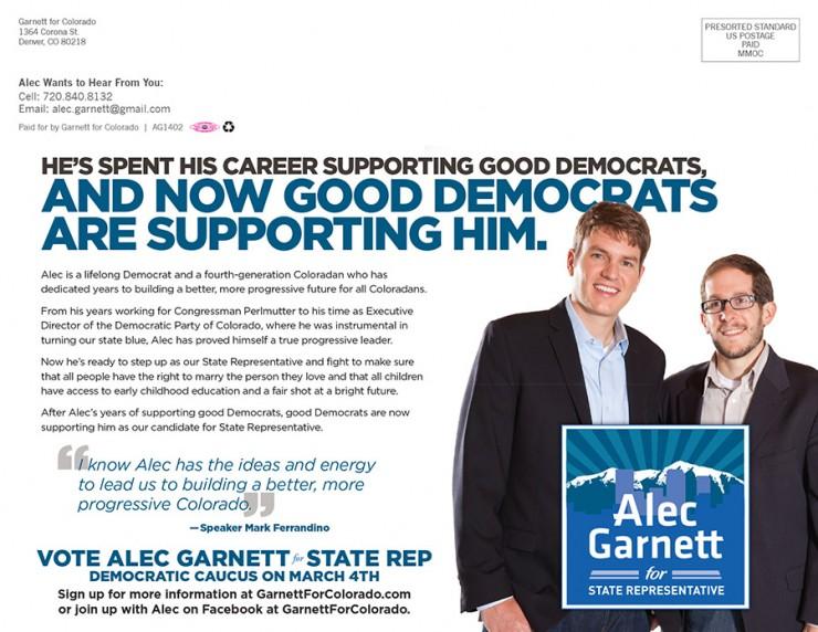 Alec Garnett