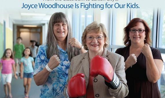 Joyce Woodhouse