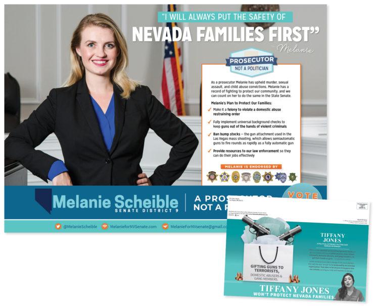 Melanie Scheible