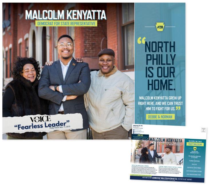 Malcolm Kenyatta